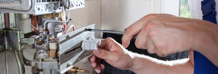 réparateur de chaudière